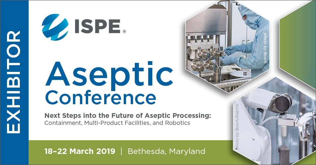 AST at the ISPE Aseptic Conference