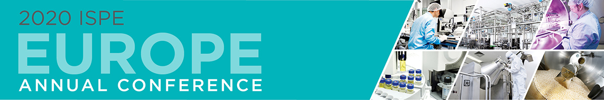 ISPE Europe 2020 Virtual Booth