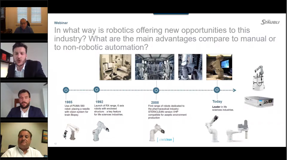 How Robotics Offer New Answers to Today's Challenges